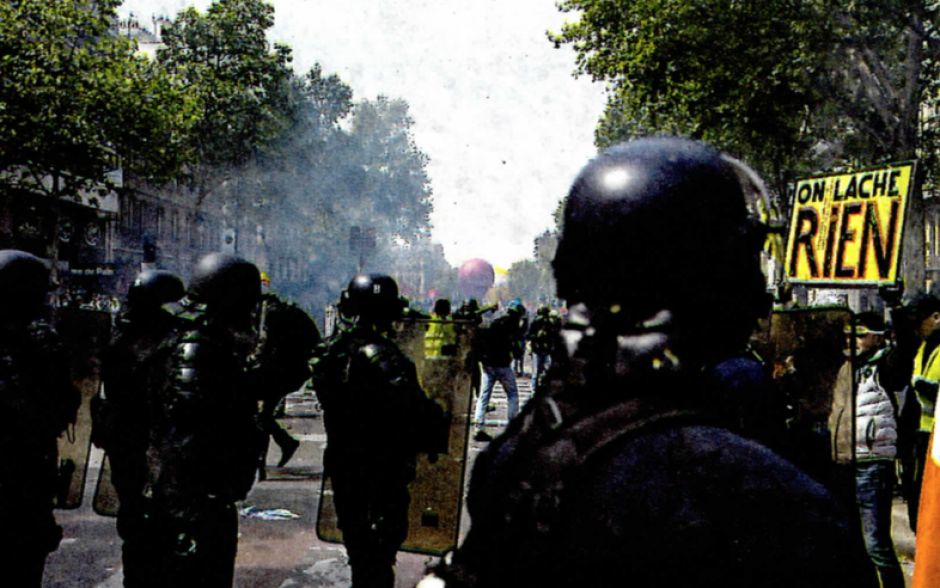 Une manifestation pour le 1er mai trop « jaune » pour les syndicats