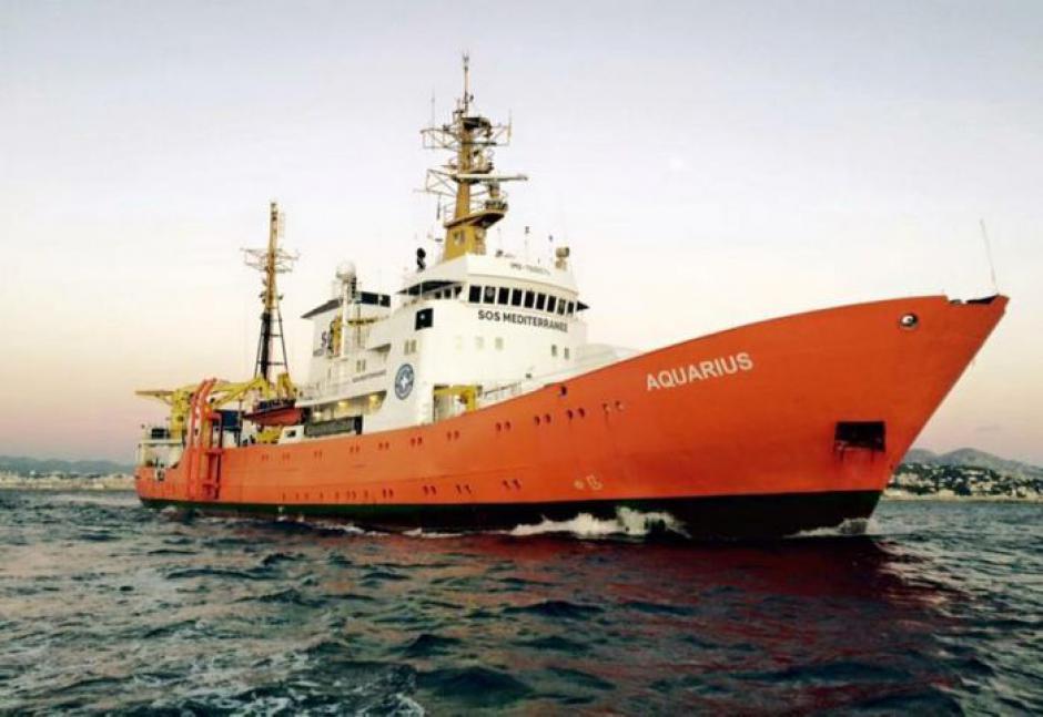 Sauvetage. L'Aquarius repart de Marseille en mission sauvetage