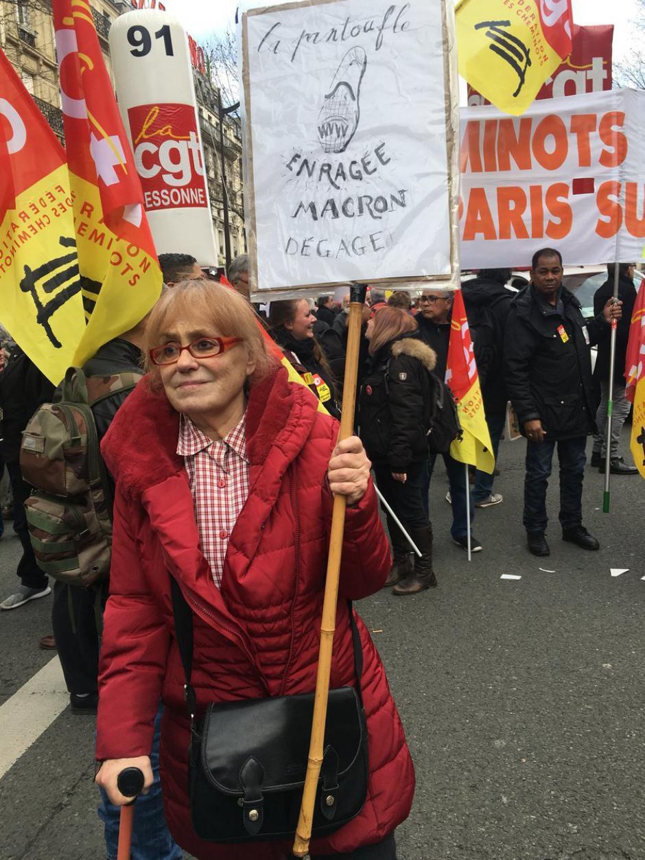 Manifestation des retraités. Contre la hausse de la CSG, le blocage des pensions et leur revalorisation
