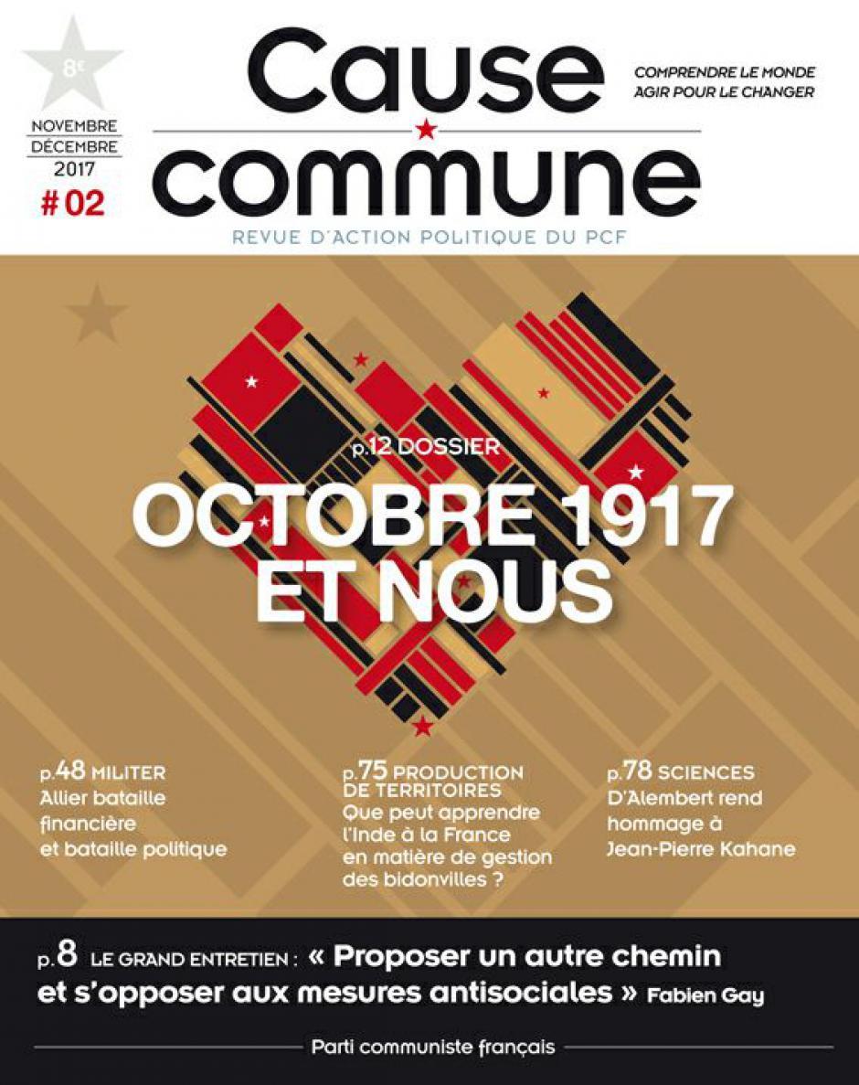 Cause commune n°2 (novembre-décembre 2017)