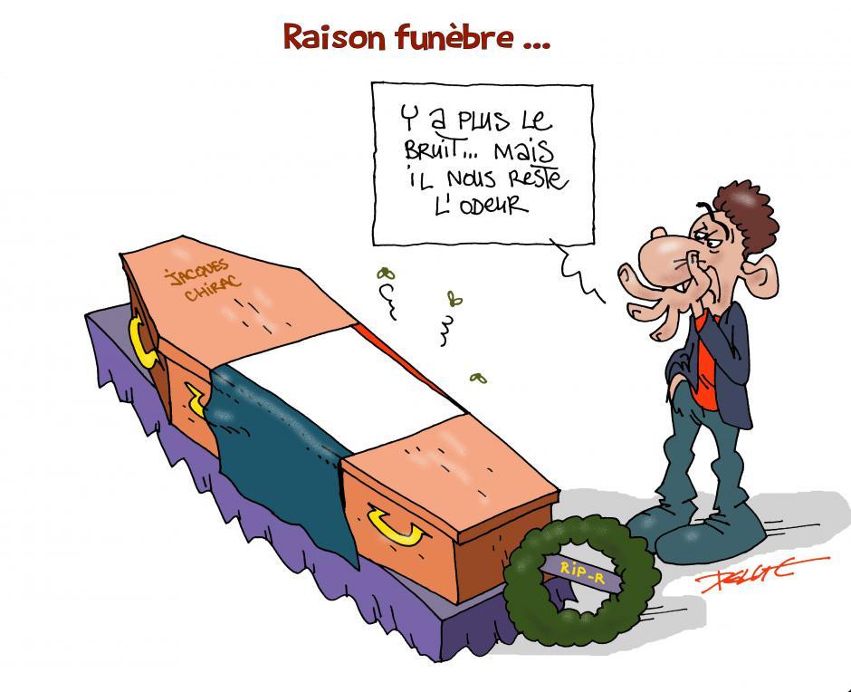 Le rendez-vous raté de Jacques Chirac avec l'Histoire