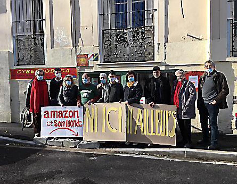 Agglomération de Perpignan. Mobilisation samedi contre l'implantation d'Amazon (L'Indep)