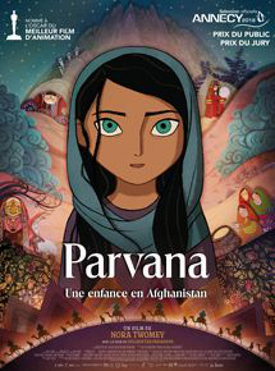 Film d'animation. Parvana, une enfance en Afghanistan