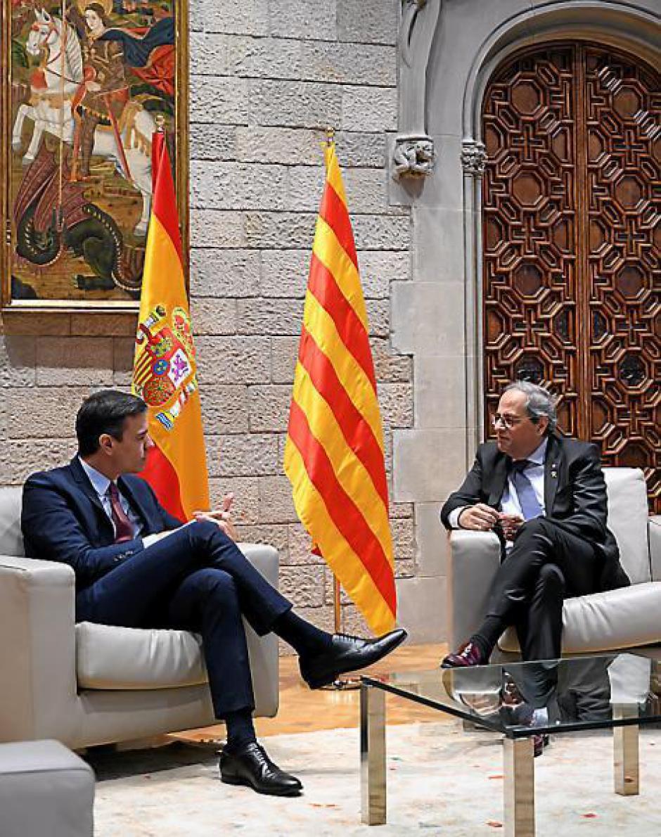 Catalogne. Dialogue entre Madrid et Barcelone
