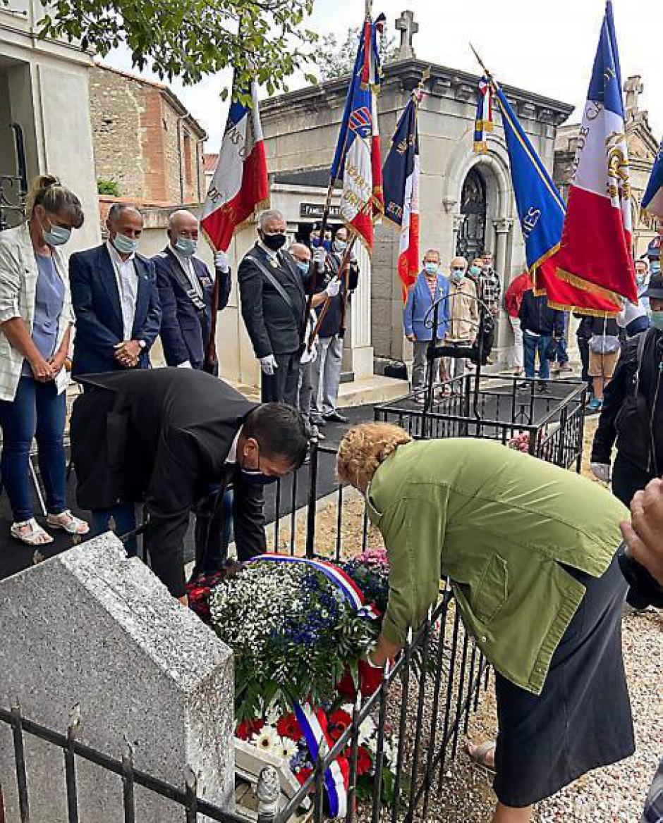 Canohès. Julien Panchot, enfant du pays, héros de la résistance, honoré (L'Indep)