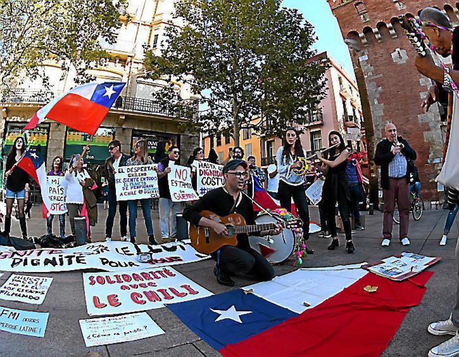 Le peuple chilien se révolte à son tour