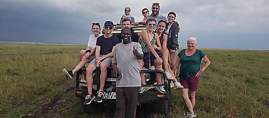 Alénya. L'espace jeunesse en direct du Kenya (L'Indep)