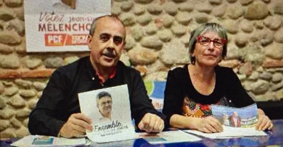 4ème circonscription des Pyrénées-Orientales. Nicolas Garcia et Sophie Ménahem candidats pour le PCF