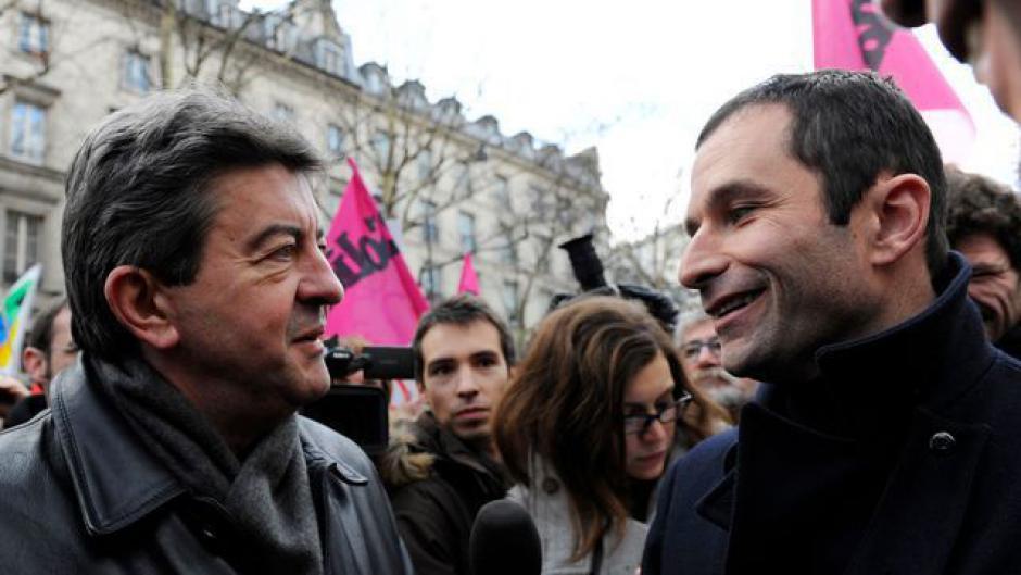 Rassemblement pour une alliance hier à Paris. Pression sur Hamon et Mélanchon