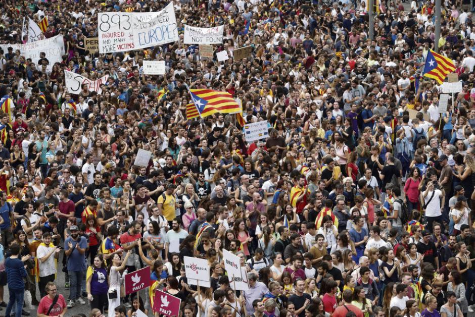 Catalogne. Communiqué de la fédération du PCF 66
