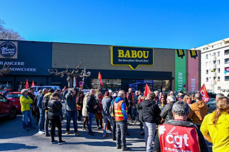 Perpignan. Treize salariés de Babou mis à pied et menacés de licenciement pour « faute »