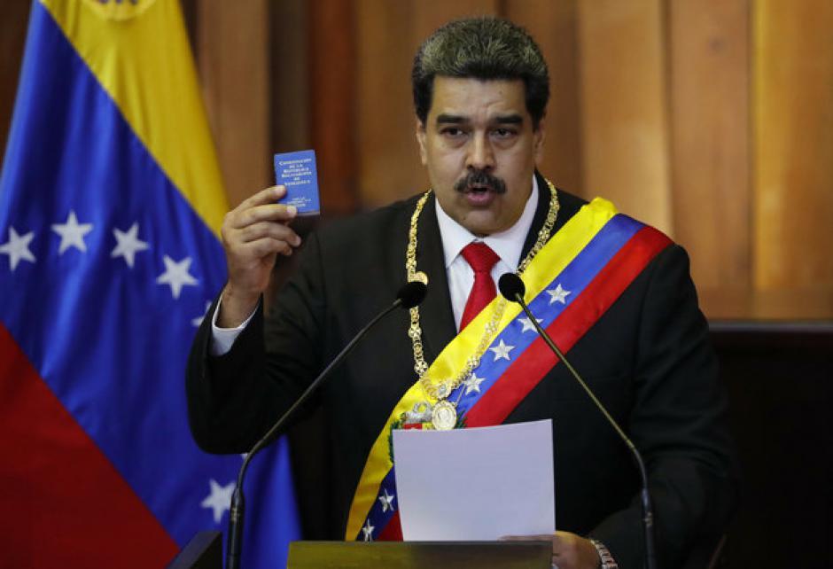 Venezuela. Réaction de Maduro à l'ingérence internationale