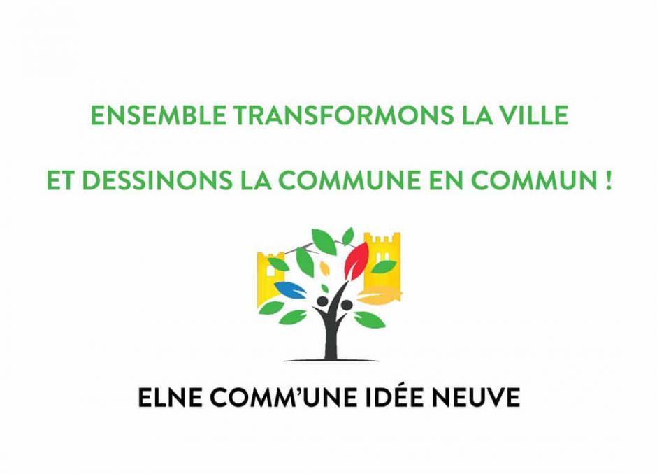 Élections Municipales 2020 à Elne. Le collectif « Elne comm'une idée neuve » se lance
