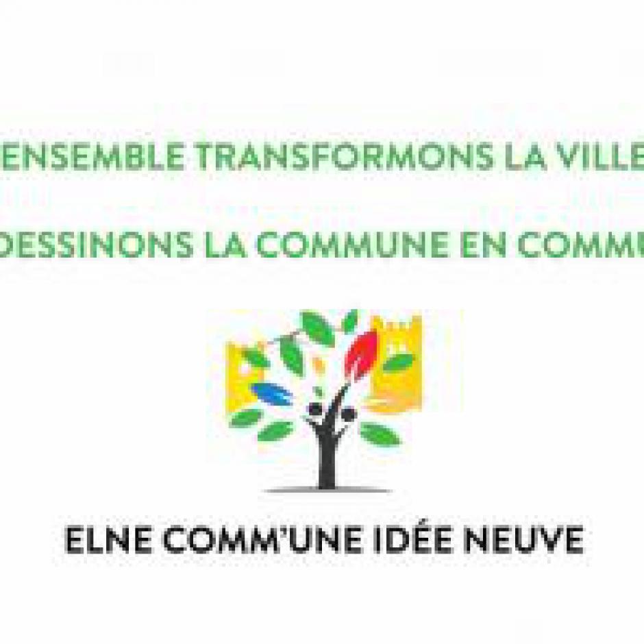 Élection municipale. Réunion publique de la liste « Elne comm'une idée neuve »