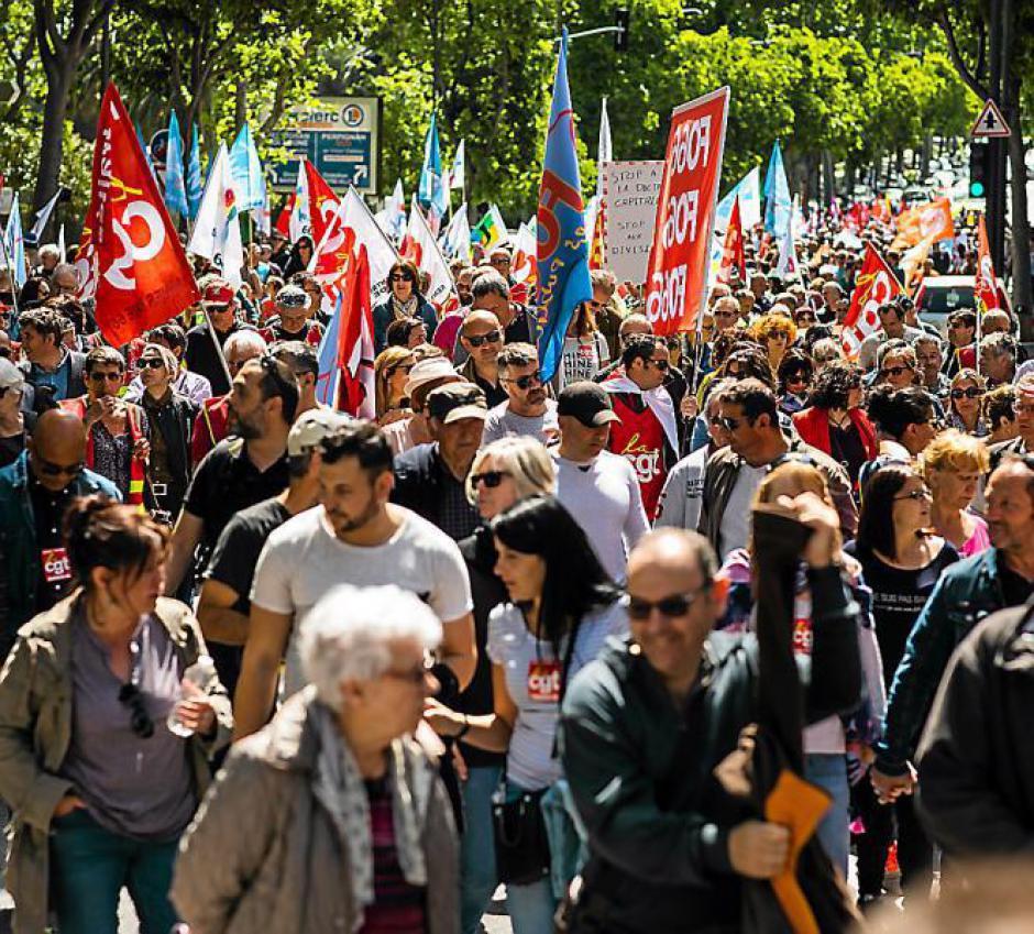 Grève contre la réforme des retraites. Vers un jeudi noir en pays catalan