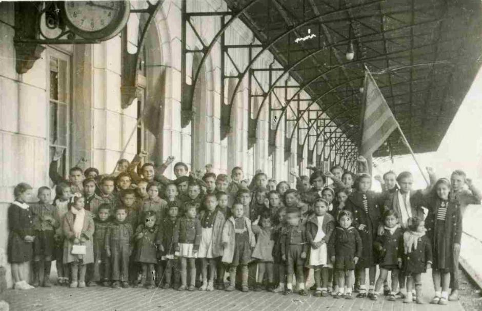 L'accueil d'enfants espagnols à Ille-sur-Têt en janvier-février 1939