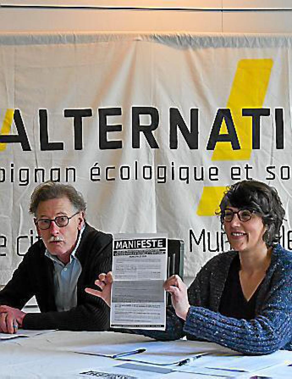 Municipales à Perpignan. La démocratie citoyenne au cœur de la liste l'Alternative
