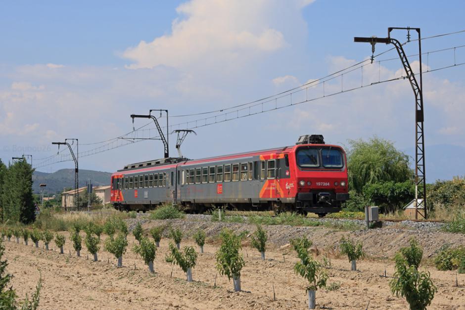 Réouverture de la ligne Perpignan/Villefranche. Une urgence absolue