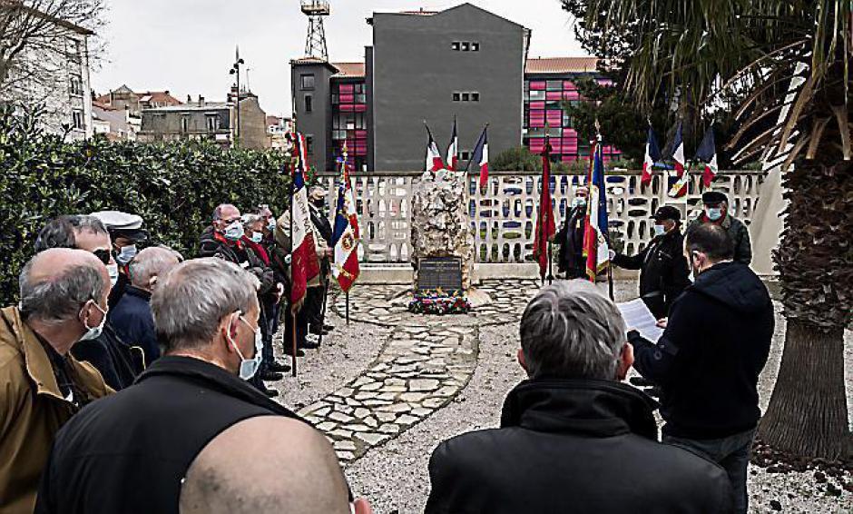 Les cheminots honorent la mémoire de Pierre Sémard (L'Indep)
