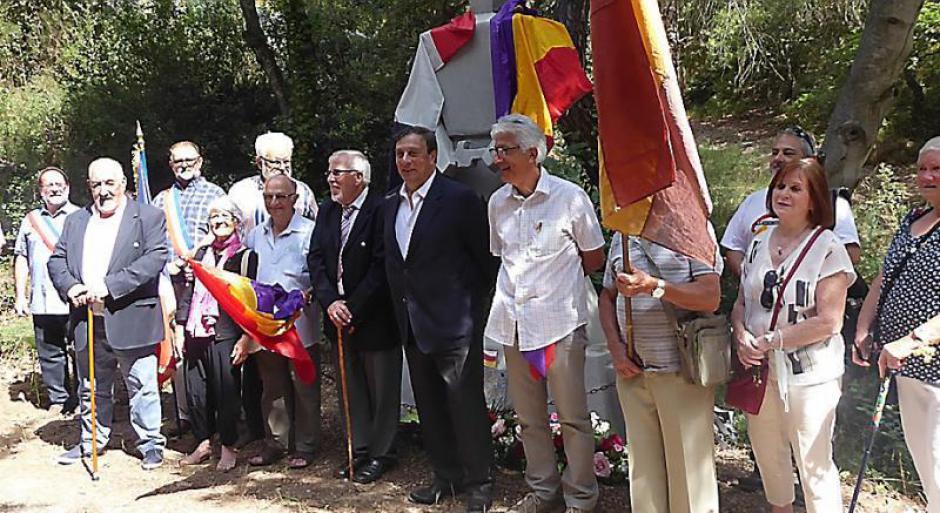 Caixas. L'amicale des Guérilleros rend hommage à la Résistance (L'Indep)