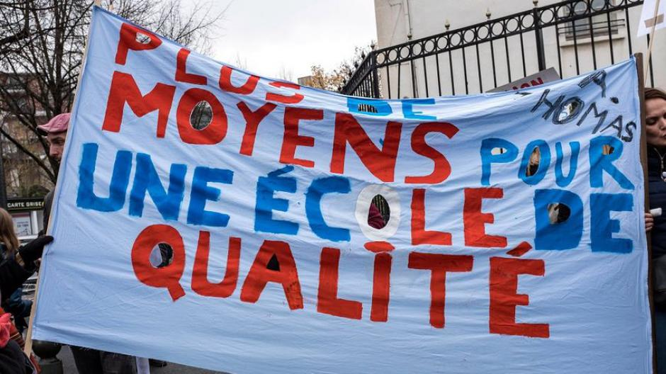 Collèges. Le syndicat FSU mobilisé