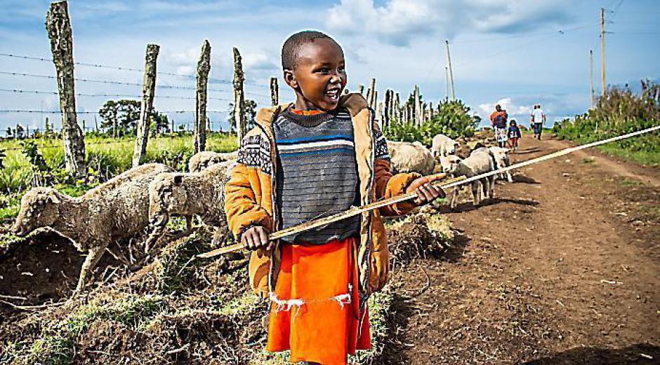 Alénya. Retour de mission au Kenya (L'Indep)