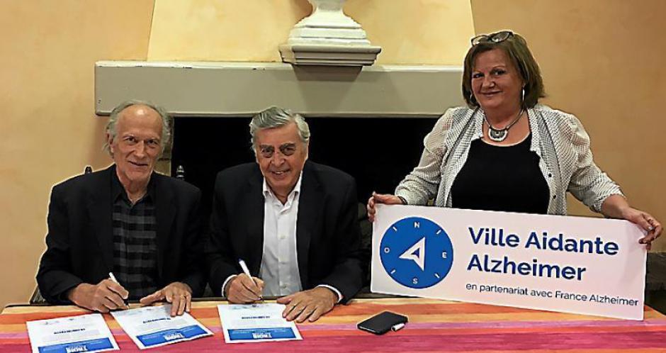 Cabestany. La commune devient vide aidante Alzheimer
