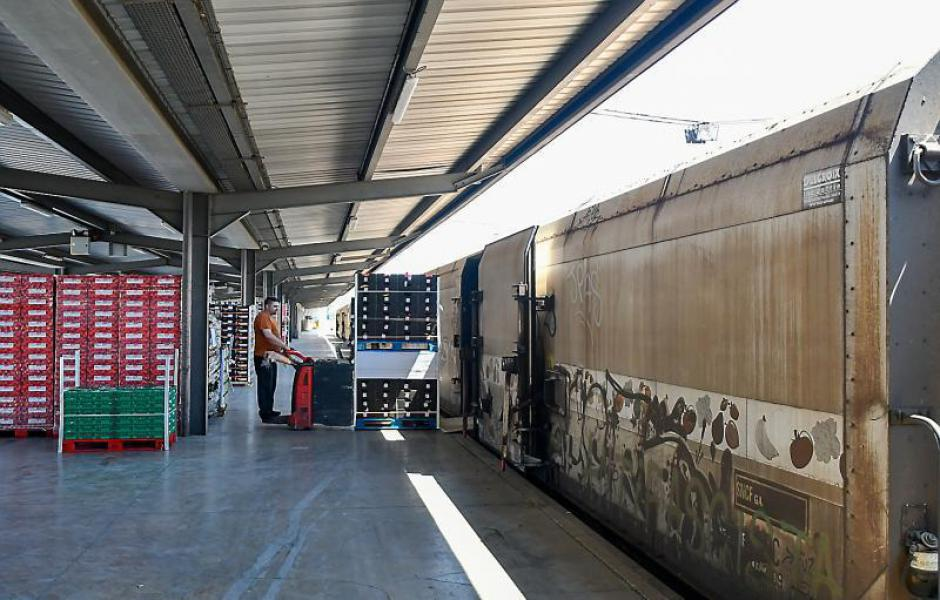 Train des primeurs. Fret SNCF revient dans la danse pour une reprise cette été (L'Indep)
