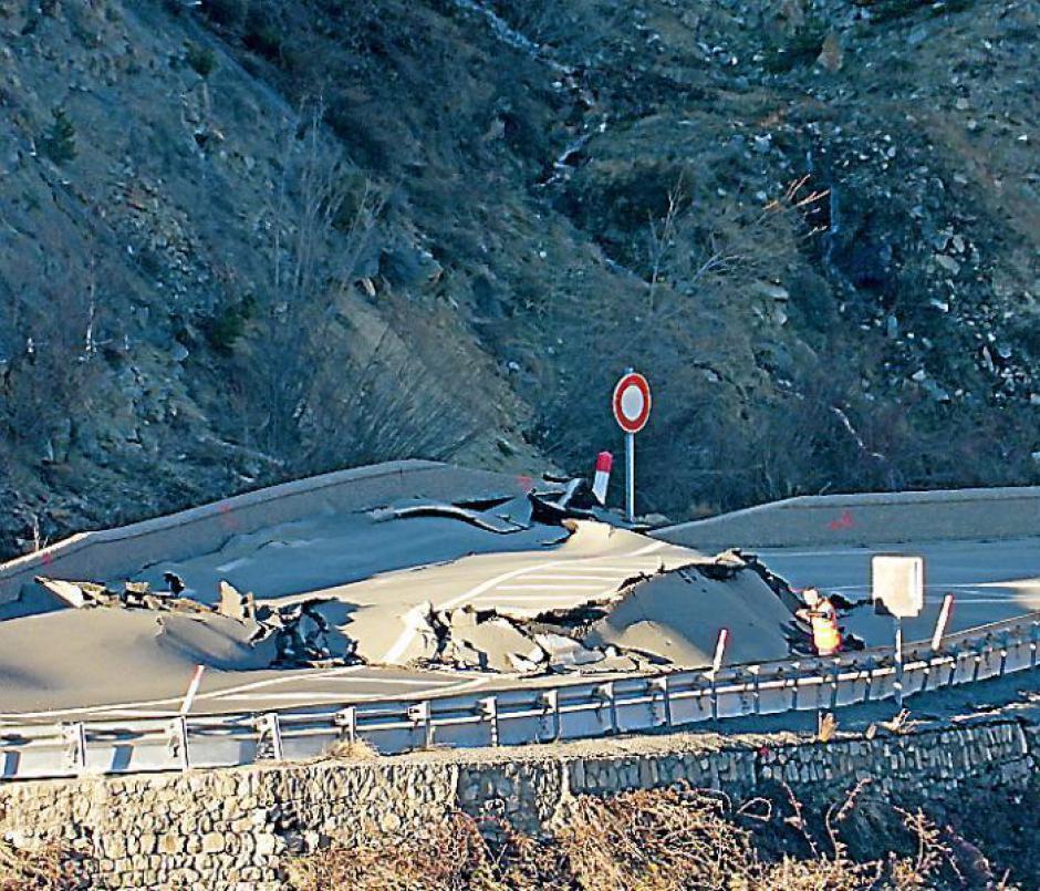 RN116. Pus de 10 millions d'euros nécessaire pour la réouverture