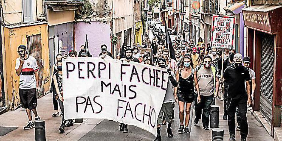 Manif contre l'extrême droite à Perpignan. «  On ne se laissera pas faire ! »