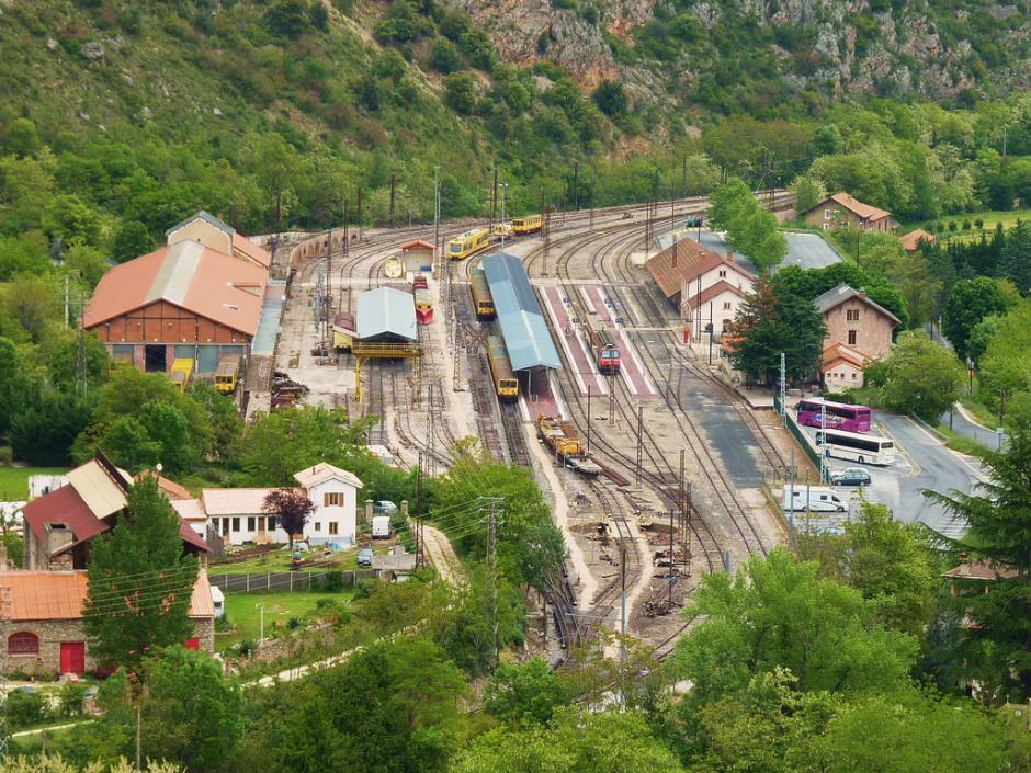 Rassemblement des cheminots en lutte contre le pacte ferroviaire