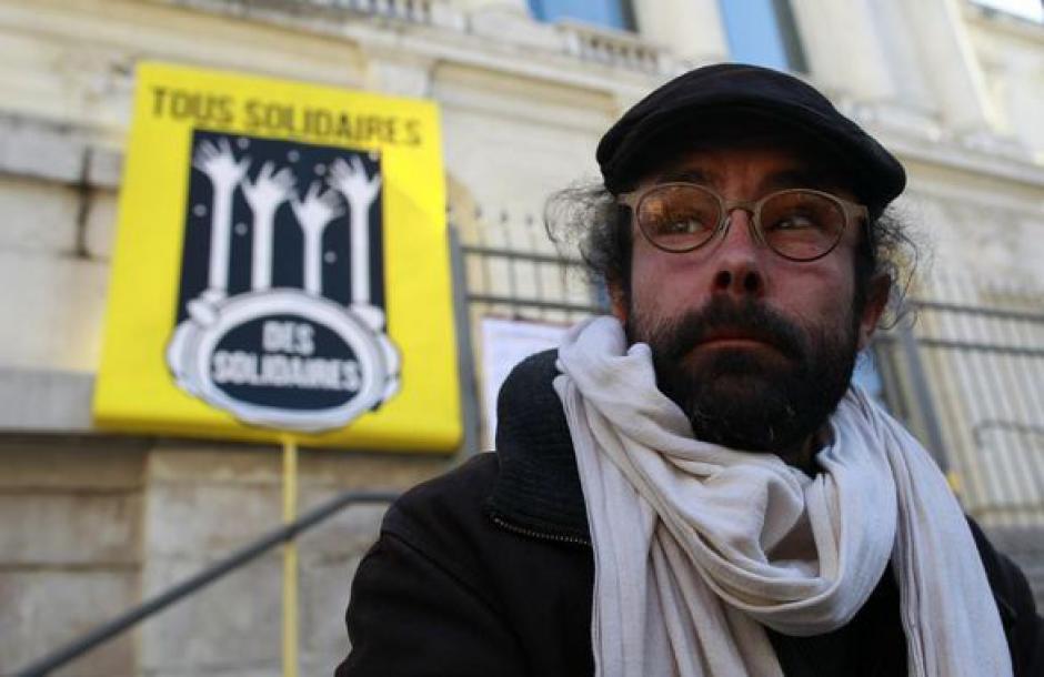 Réfugiés. Le contrôle judiciaire de Cédric Herrou allégé
