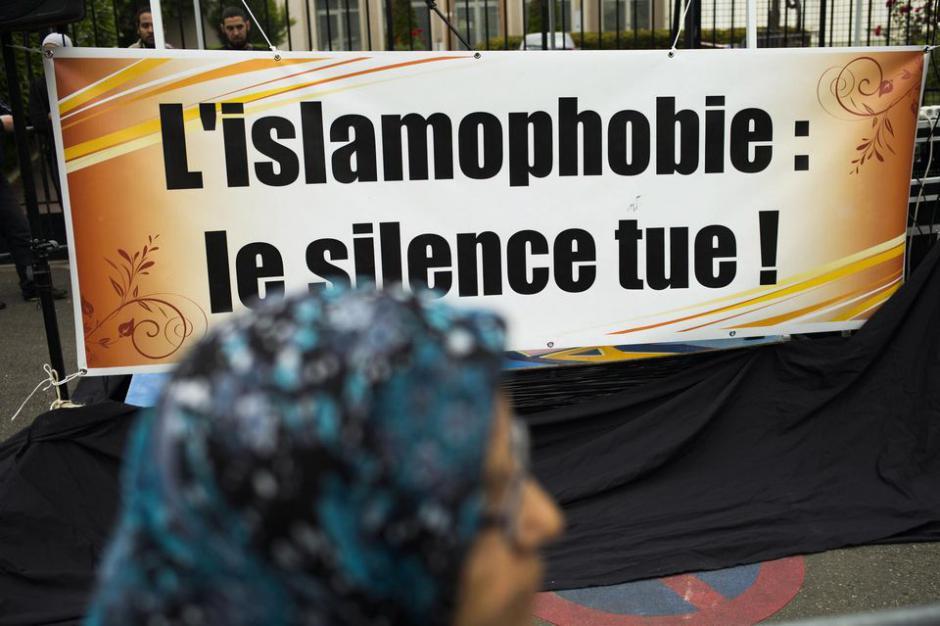 STOP à l'islamophobie !