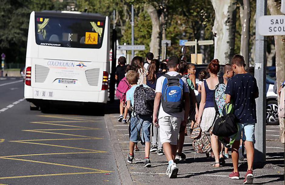 Rentrée des classes. Transports scolaires totalement gratuits dans toutes l'Occitanie (L'Indep)