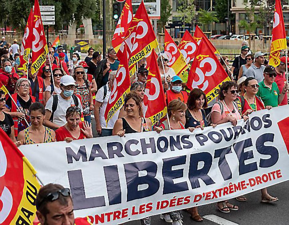 Perpignan. Centre du monde des opposants à l'extrême droite (L'Indep)