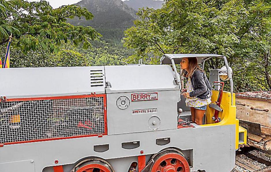 Escaro-Aytua. À la découverte des mines du Canigó (L'Indep)