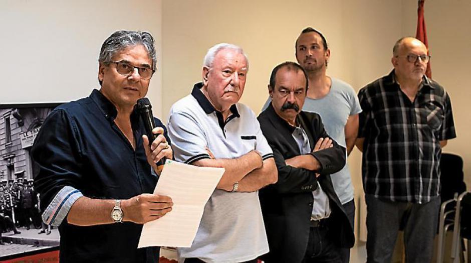 Perpignan. Philippe Martinez présent pour l'inauguration des nouveaux locaux de la CGT