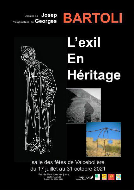Valcébollère. « L'Exil en héritage » (L'Indep)