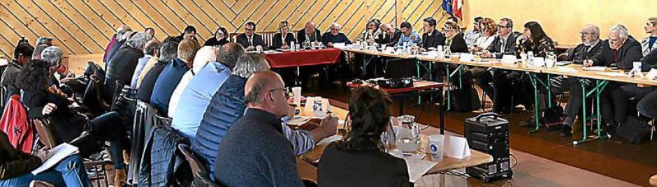RN116. Réunion d'urgence du comité opérationnel et partenarial