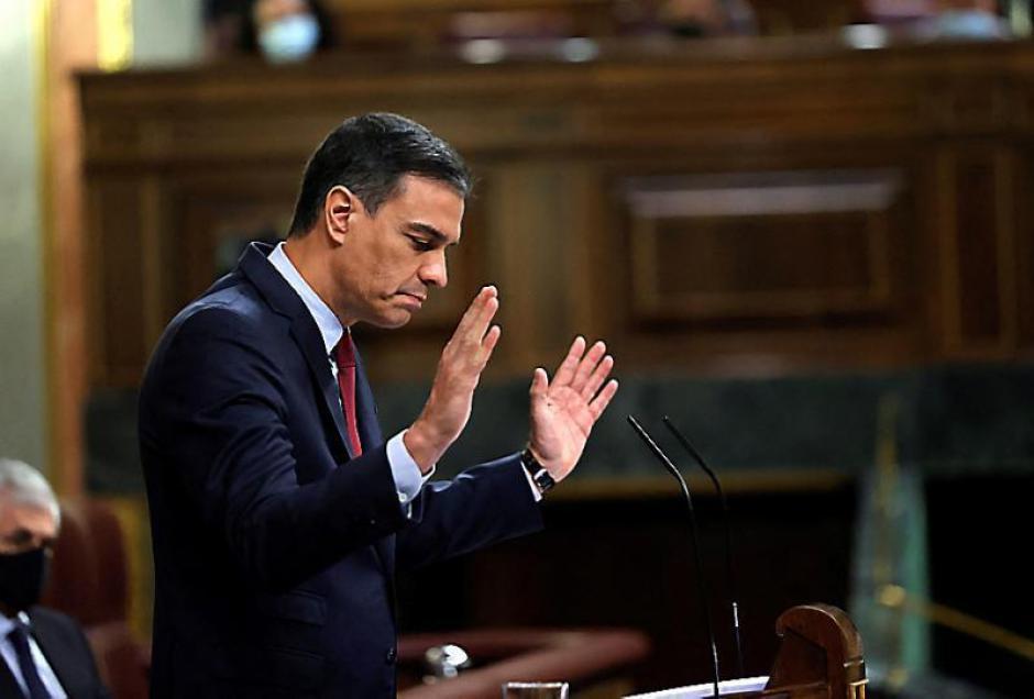 Catalogne. Pedro Sanchez : « Il n'y aura pas de référendum d'autodétermination (L'Indep)