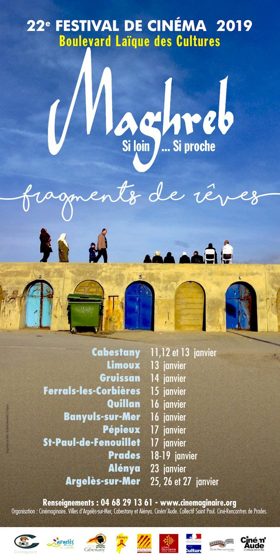 Festival Maghreb si loin si proche