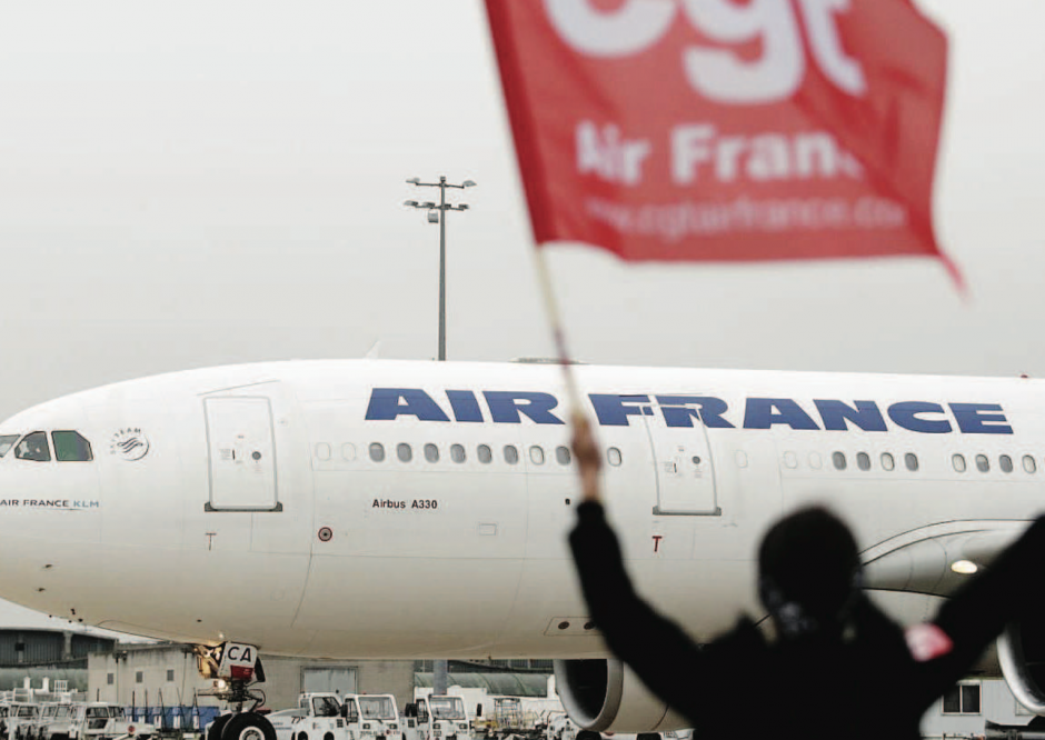 Air France. La direction tente d'apaiser les tensions