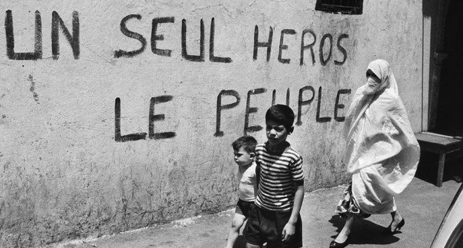 Aliot et la Guerre d'Algérie. Non au négationnisme !