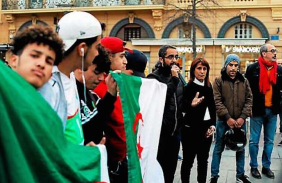 Communiqué du collectif franco algérien 66