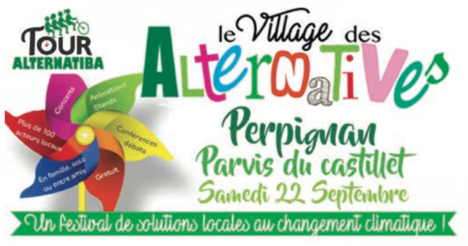 Le village des Alternatives