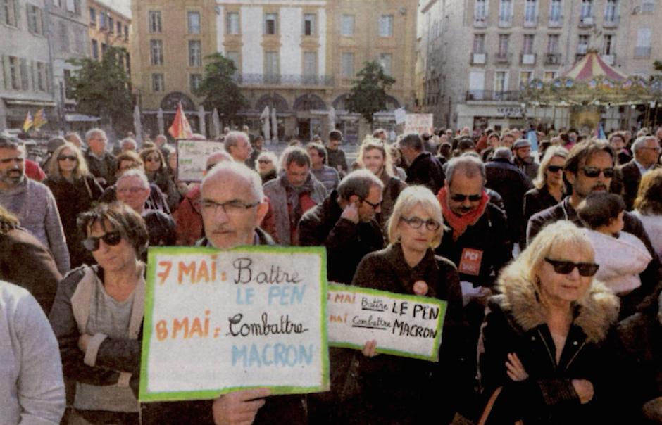 Front Anti-FN. Ils ont dit non à Marine Le Pen