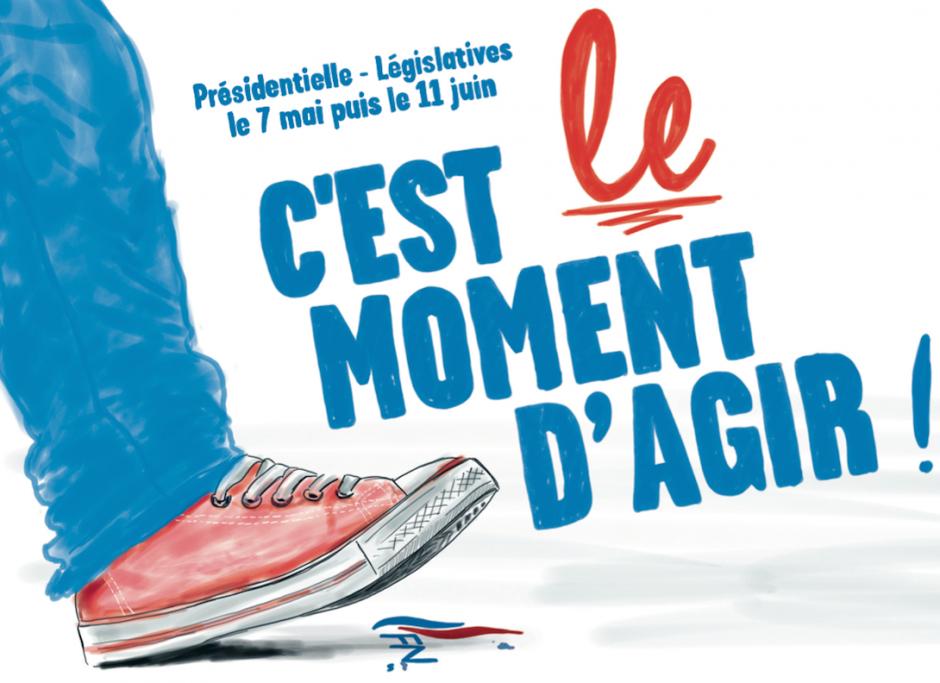 Un vrai facho remplace Marine Le Pen à la tête du FN