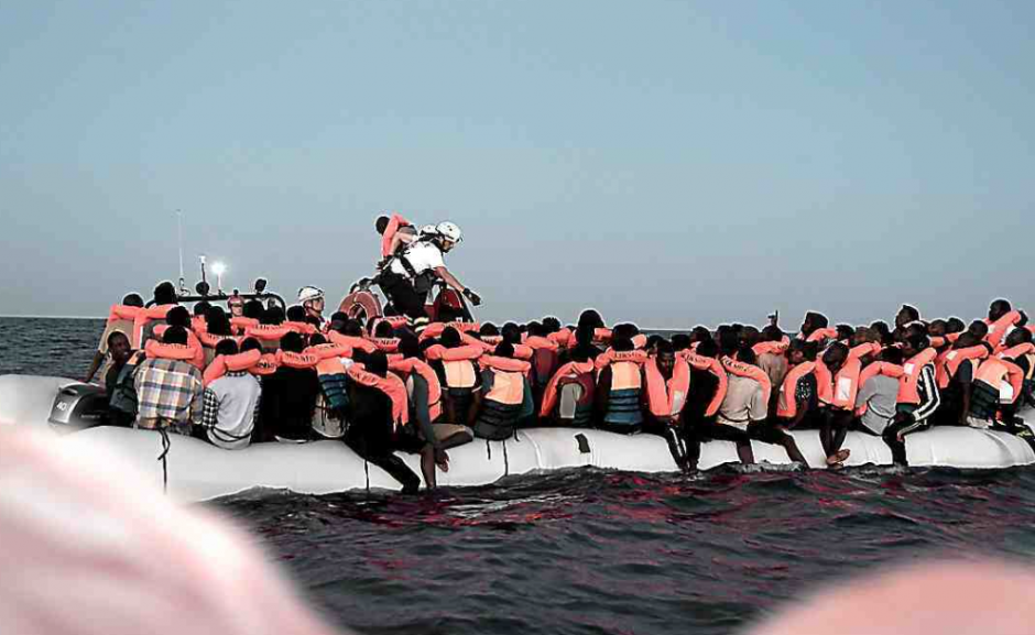 L'Espagne accepte d'accueillir le bateau de migrants naufragés