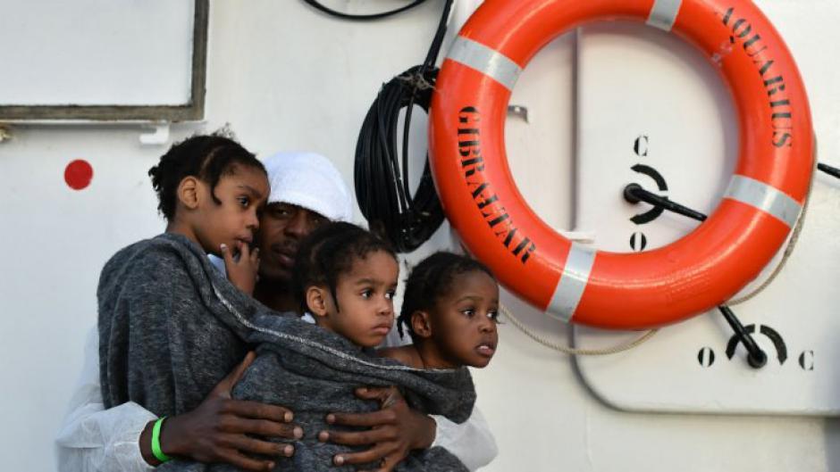 Migrants. Appel aux dons