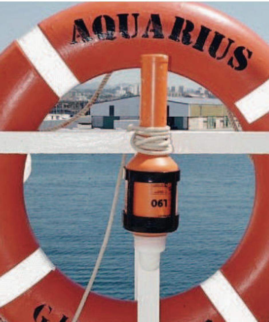 Aquarius. 11 personnes secourues